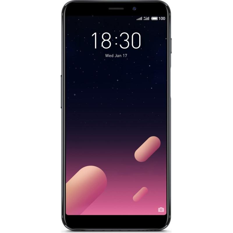 "Meizu M6S  –  5.7""  Smartphone (4G, 32GB Internernal Memory, 3GB RAM)"