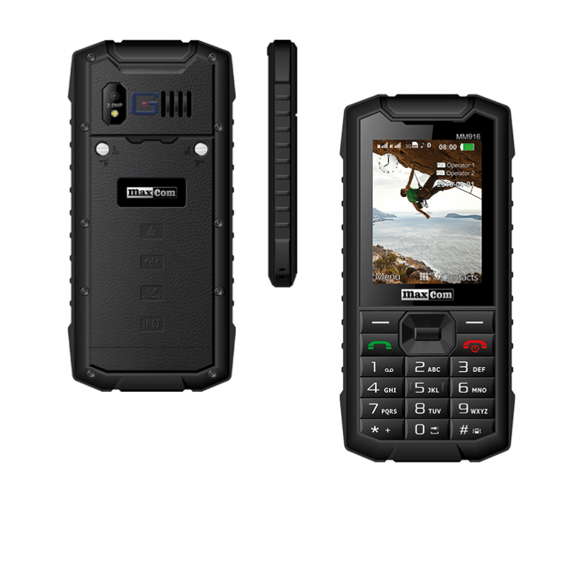 ☎²-OneTouch-Outdoor- Handy