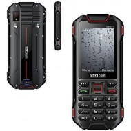 ☎²-DUAL SIM 3G/UMTS/HSDPA/TETHERING/ARMOURED GLASS FOIL -Outdoor- Handy-Rugged/Torchlight/of G-TELWARE® IP68 2500mAh
